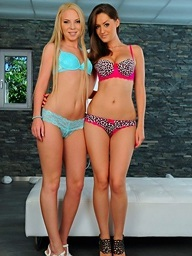 Kendra Star and Angie Koks on 21Sextury.Com - Nothing's off-limits