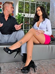 Alexis Grace on 21Sextury.Com - Graceful feet