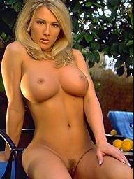 Foxes.com: Leslie Ann - Leopard Suit Large Tits Bustier