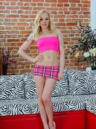Lola Taylor on 21Sextury.Com - Anal training of Lola Taylor