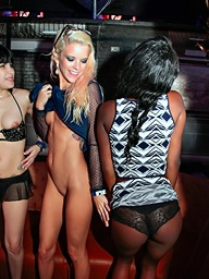 InTheVip ™ presents Alexis Rodriguez in Party People